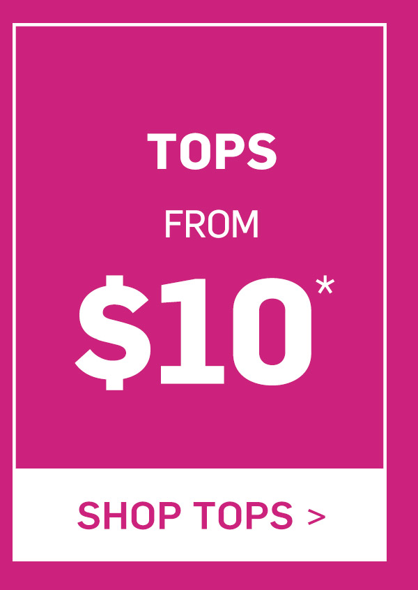 TOPS from $10